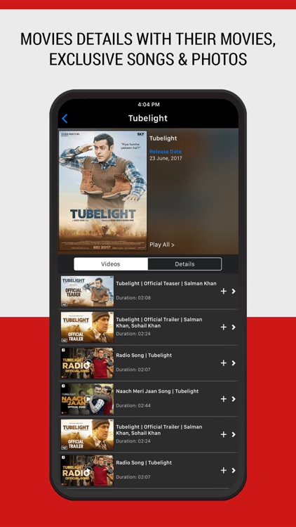 IndiaTVShowz - Bollywood App screenshot-4
