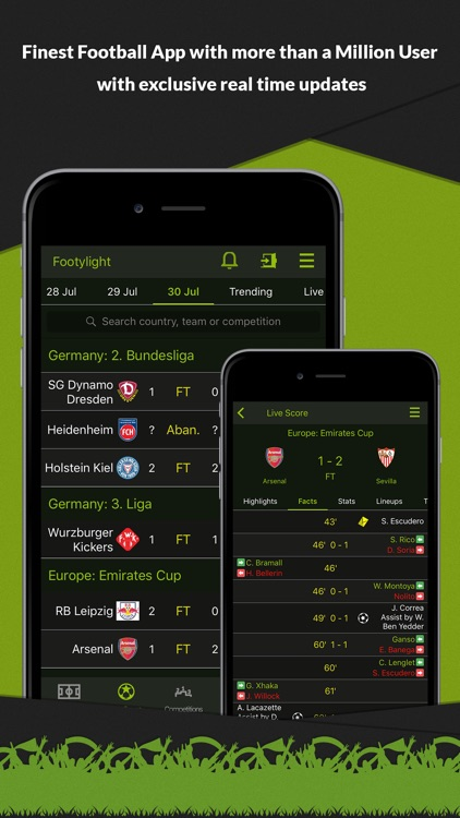 FootyLight screenshot-0
