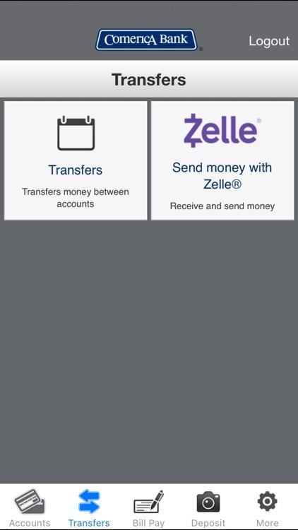 Comerica Mobile Banking® screenshot-5
