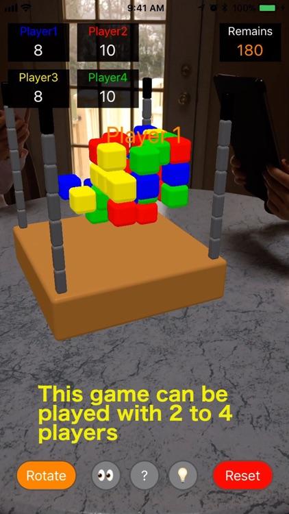 The Cube AR screenshot-0