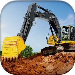 Real Construction Crane Sim