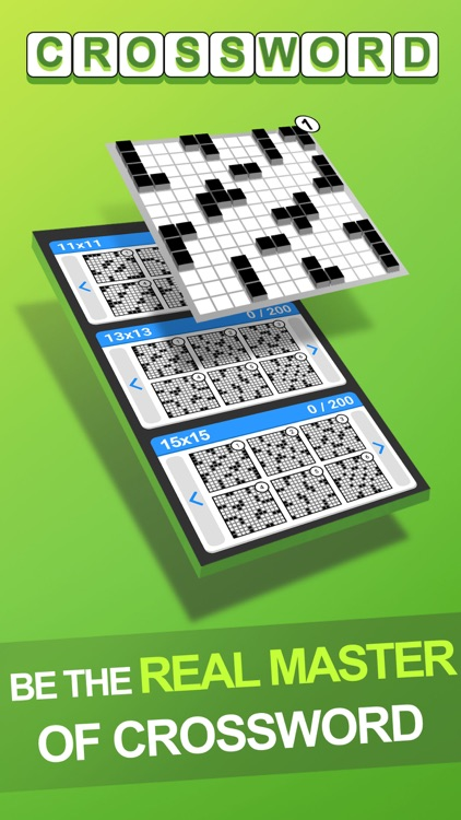 Infinite Crossword Puzzle