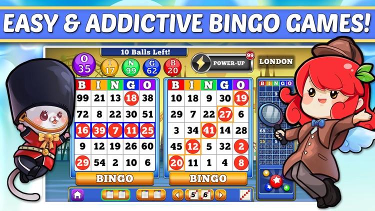 Bingo Heaven: Bingo Games App screenshot-4