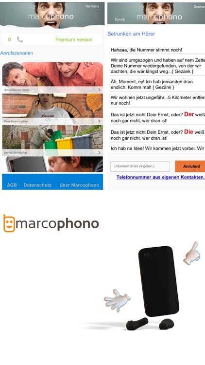 Marcophono screenshot-3