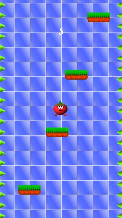 Tomato Jumps Lite screenshot-3