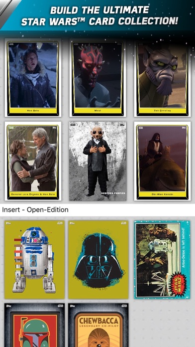 Star Wars™: Card Trader Screenshot