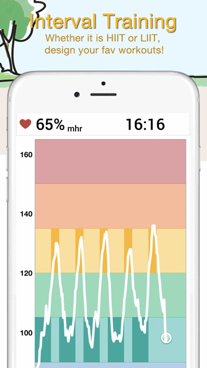iBiker Cycling & Heart Trainer screenshot-5