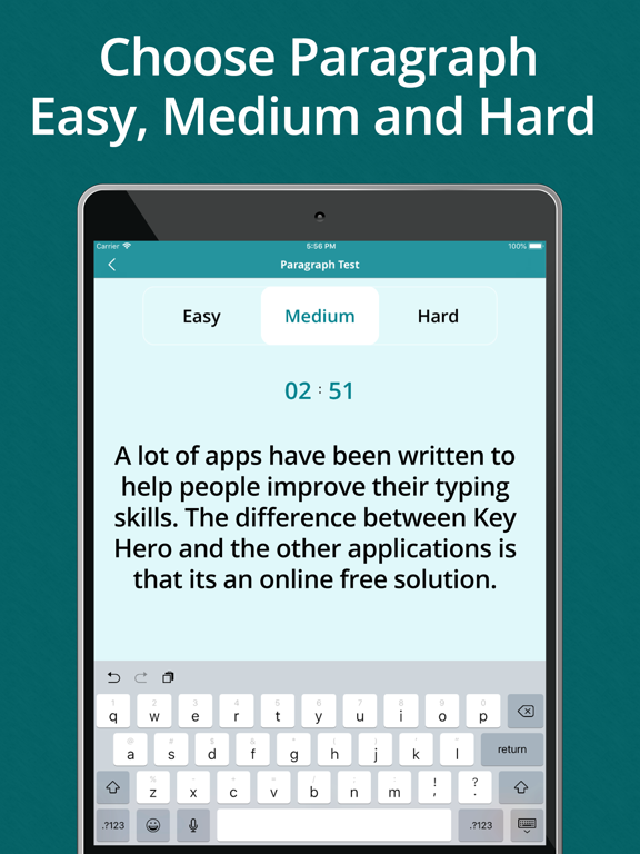 Typing Master - Learn to Type | App Price Drops
