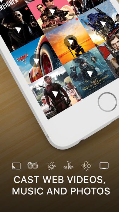 Streamer for Chromecast PRO screenshot two