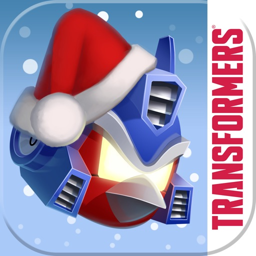 Angry Birds Transformers iOS App