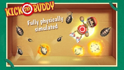 Kick the Buddy app image