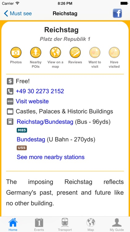 Berlin Travel Guide Offline screenshot-4