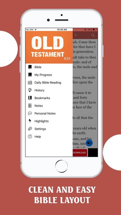 Old Testament - King James screenshot-5