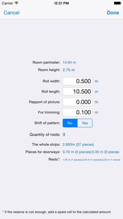 Apartment renovation plan screenshot-4