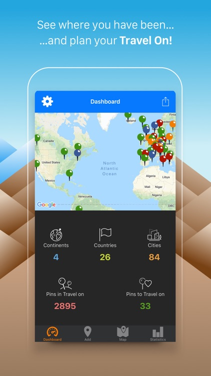 Travel On App