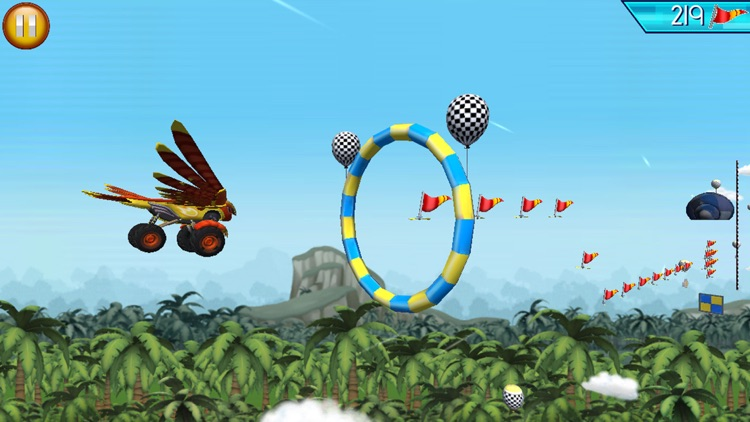 Blaze: Obstacle Course screenshot-3