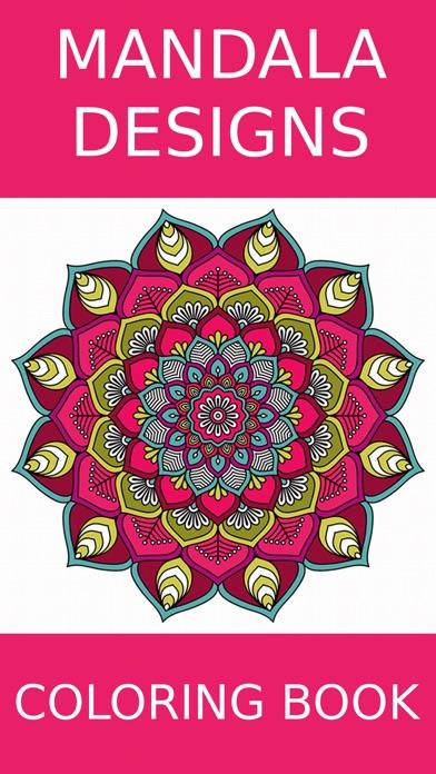 Mandala Coloring Pages Games