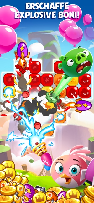 Angry Birds Blast Screenshot