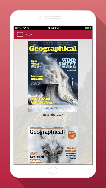 Geographical Magazine