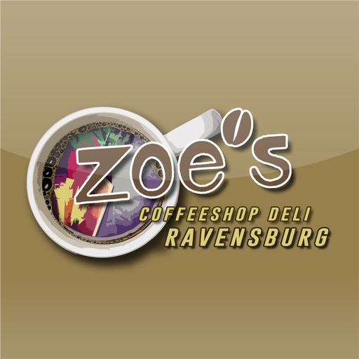 Zoe's Cafe-Bar Ravensburg icon