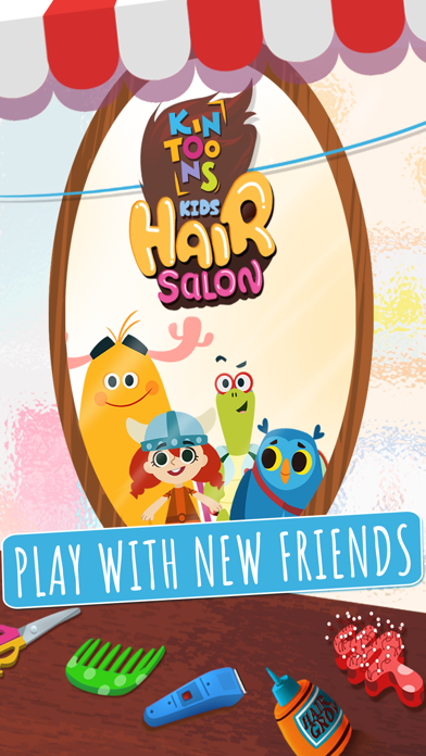 KinToons - Kids Hair Salon-0