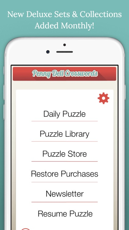 Penny Dell Crossword – Three Daily Puzzles screenshot-4