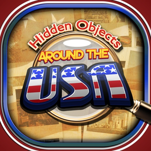 Hidden Objects USA Time Object
