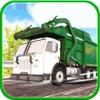 City Dump Garbage Truck Driver