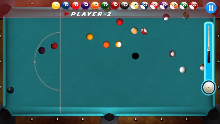 REAL 8 BALL POOL SNOOKER screenshot-3