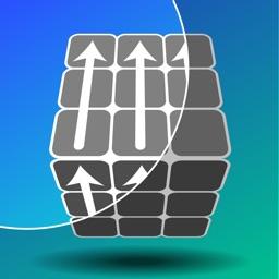 A.R. Cube Solver