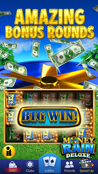 Screenshot of Big Fish Casino: Slots & Games App