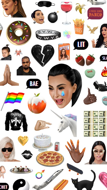 KIMOJI screenshot-1