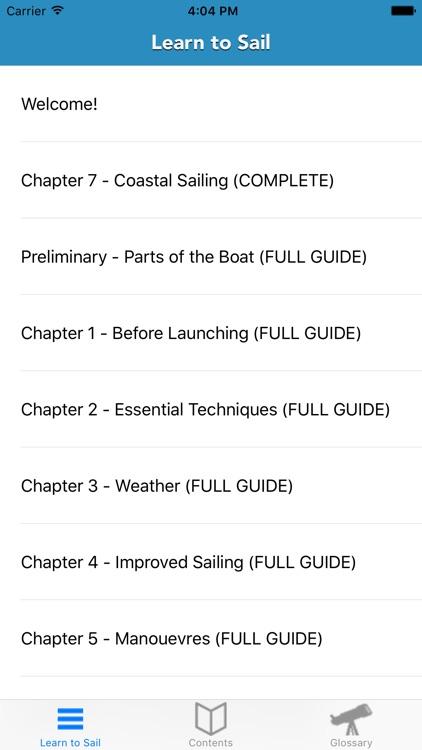 Learn to Sail - Coastal screenshot-3