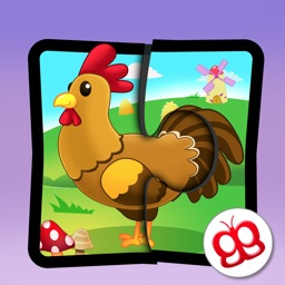 Farm Jigsaw Puzzles 123 - Fun Puzzle Game Pocket