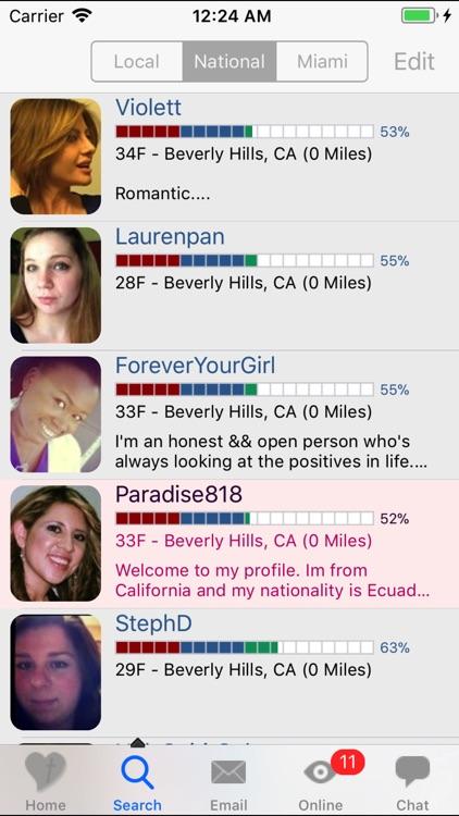 Christian American Singles screenshot-4