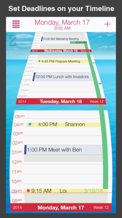 ZenDay - Calendar + Reminders screenshot-3