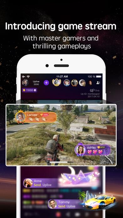 Uplive-live it up Screenshot