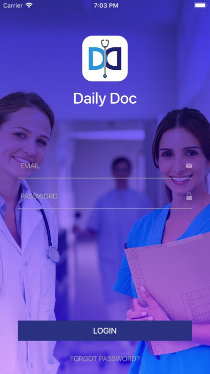 Daily Doc Healthcare App