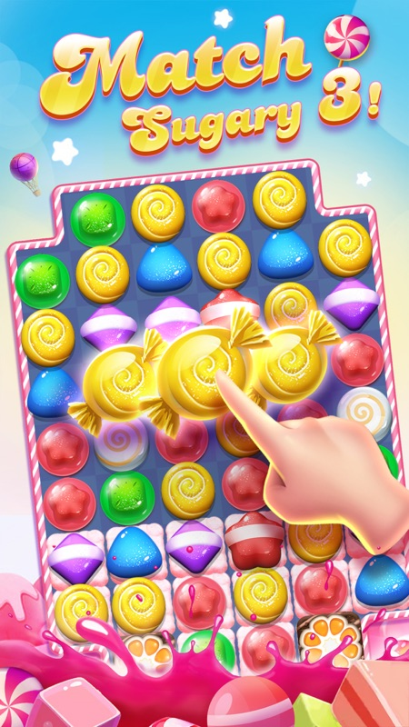 Candy Charming-Match 3 Puzzle Online Hack Tool