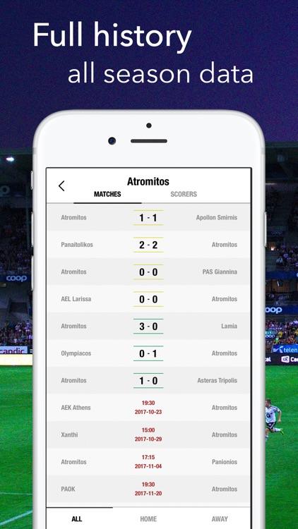 Live Results - Super League screenshot-4