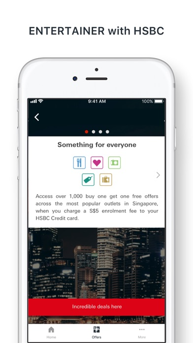 HSBC Singapore App Revisión - Finance - Apps Rankings!