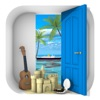 脱出ゲーム Aloha ハワイの海に浮かぶ家 - iPadアプリ