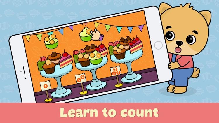Toddler games for girls & boys screenshot-3