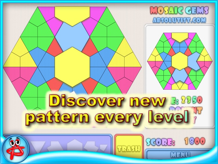 Mosaic Gems: Jigsaw Puzzle screenshot-1