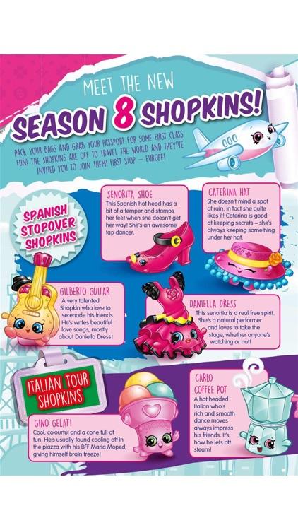 Shopkins Magazine screenshot-4