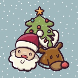 Cute Christmas Stickers