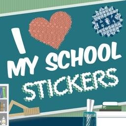 ILUVMYSKU Stickers