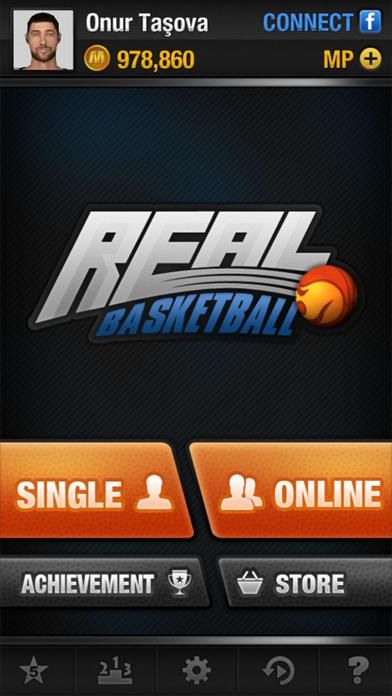 Real Basketball ScreenShot0