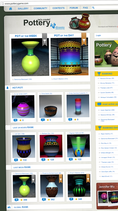 Let's create! Pottery HD App Profile  Reviews, Videos and More