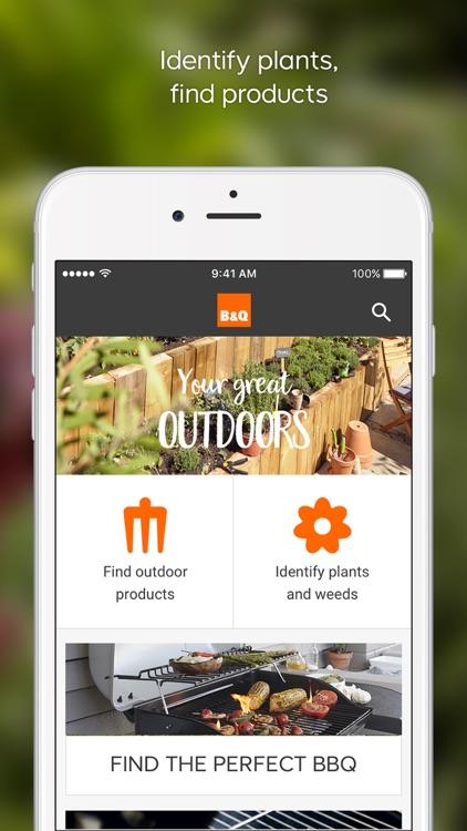 B&Q Gardens: Outdoor Assistant